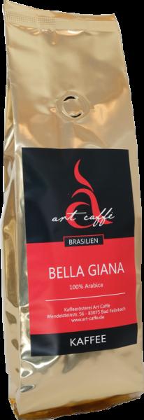 "Kaffee Brasilien ""Santos Bella Giana"""