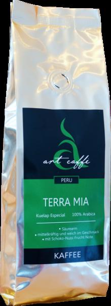 "Kaffee "" Terra Mia"" Kuelap Especial"