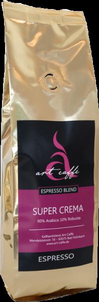 """Espresso """"SuperCrema"""""""