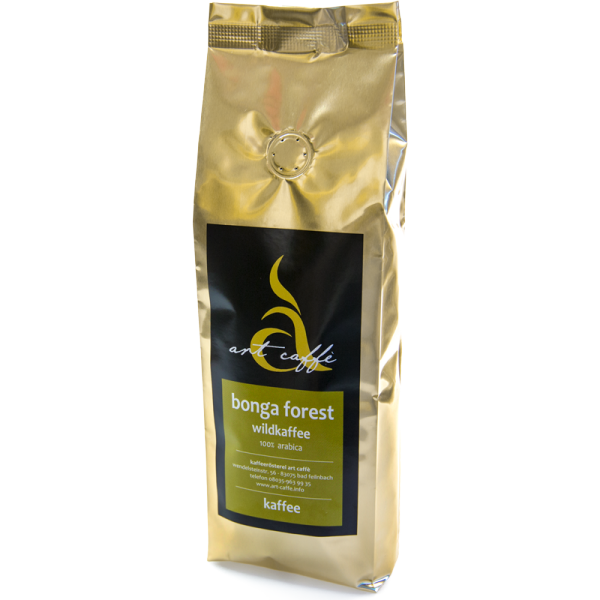 "Kaffee Äthiopien ""Bonga Forest Wildkaffee"""