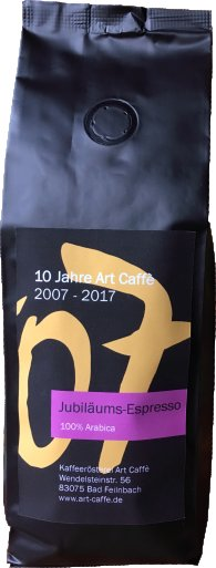 """Jubiläums Espresso """"07"""""""
