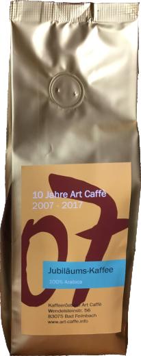 "Jubiläums Kaffee ""07"""
