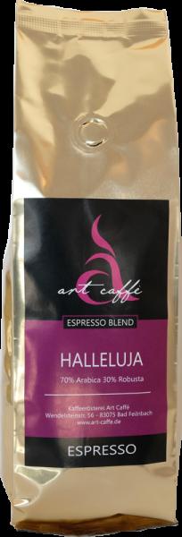 """Espresso """"Halleluja"""""""